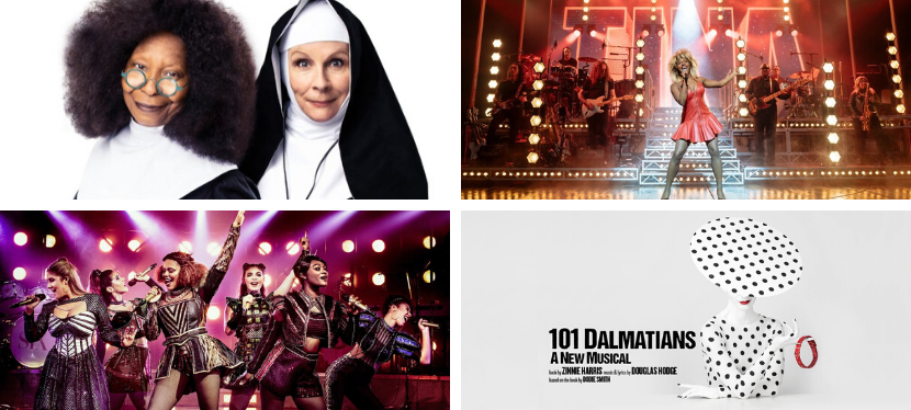 Top 10 Musicals Playing in London in2021