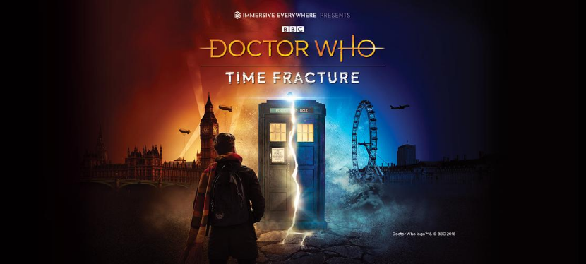 New immersive event Doctor Who: Time Fracture opens in London next spring