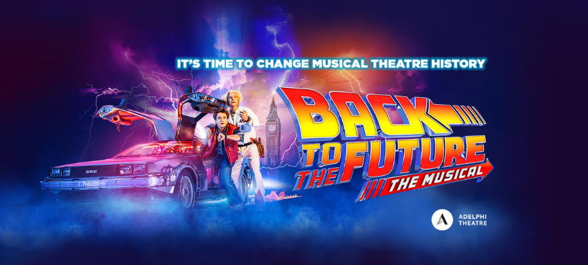 Back to the Future: The Musical arrives in London's West End next summer